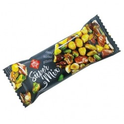 TEMPO SuperNut Karisik bar / Barre de Fruits Secs Melangé 40 gr x 12