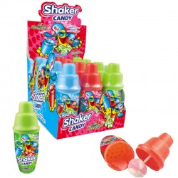 SHAKER CANDY Display 12 Pcs