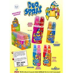 Duo Spray Bte x 16 pcs