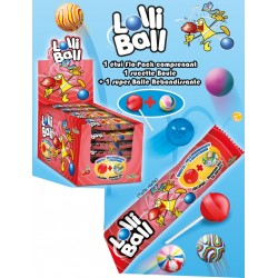 Lolli Ball Display 48 Pcs