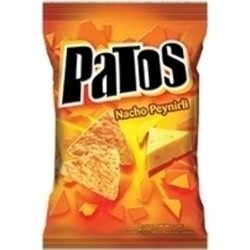 Chips PATOS Nacho Peynirli / Chips Fromage 116gr x 21 PCS