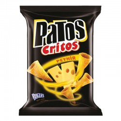 Chips PATOS Critos Peynirli / Chips fromage 97gr x 21 PCS
