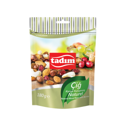 TADIM Cig karisik kuruyemis naturel 175gr x 12pcs / Melange de fruits secs naturel