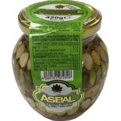 ASBAL Balli cerez / Miel aux fruits secs 420 gr x 12 pcs