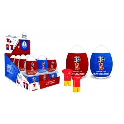 OEUF SURPRISE COUPE DU MONDE 2018 Display 24 pcs